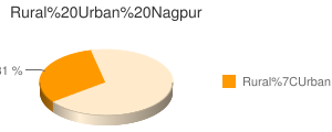 Nagpur census population